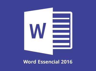 Word Essencial 2016