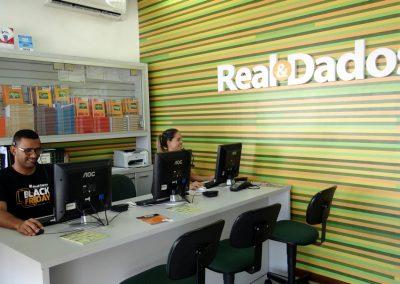 Recepção da Real & Dados em Salvador na Bahia