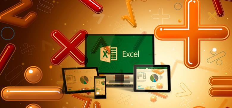 O Excel e a Matemática