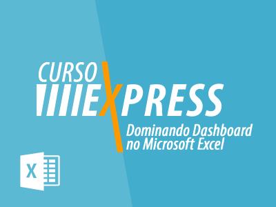 Curso Express Microsoft Excel Dashboard na Real & Dados em Salvador na Bahia