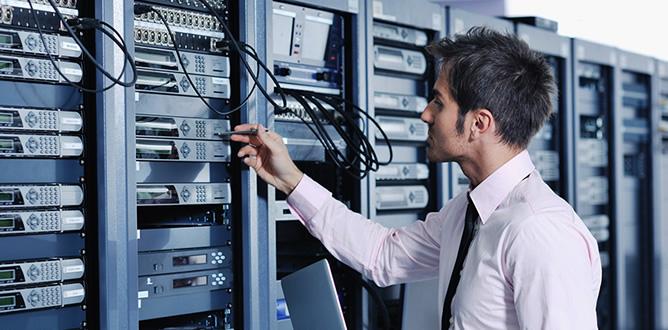 A importância das Redes de Computadores.