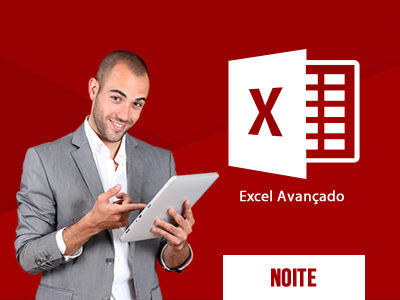 Curso de Microsoft Excel Avançado - Turno Noite - Real & Dados em Salvador na Bahia