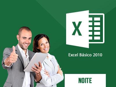 Curso de Microsoft Excel Básico - Turno Noite - Real & Dados em Salvador na Bahia