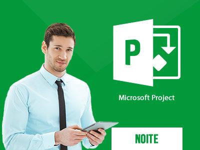 Curso de Microsoft Project - Turno Noite - Real & Dados em Salvador na Bahia