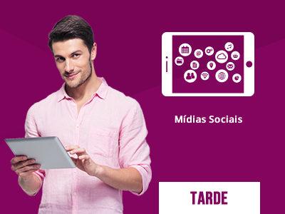 Curso de Mídias Sociais - Turno Tarde - Real & Dados em Salvador na Bahia