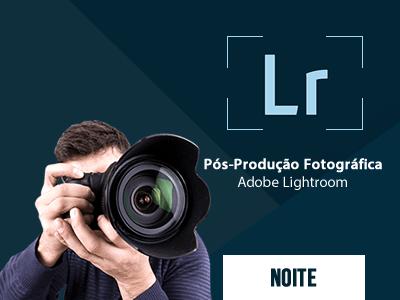 Curso de Pós Produção Fotográfica com Adobe Lightroom na Real & Dados em Salvador na Bahia