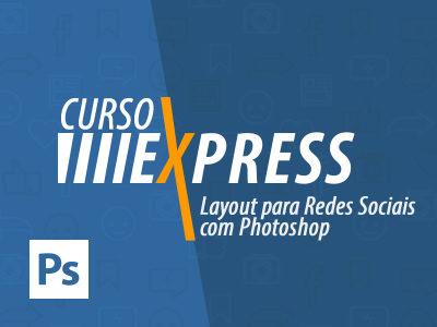Curso de Layout para Redes Sociais com Photoshop na Real & Dados em Salvador na Bahia - Informática